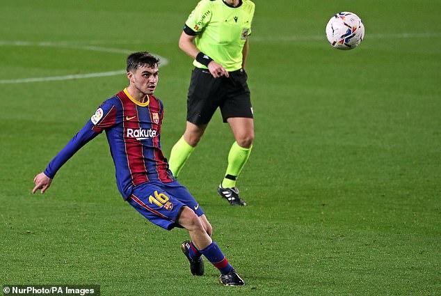 Pedri recibió recientemente su primera convocatoria a la selección absoluta de España después de brillar con el Barcelona
