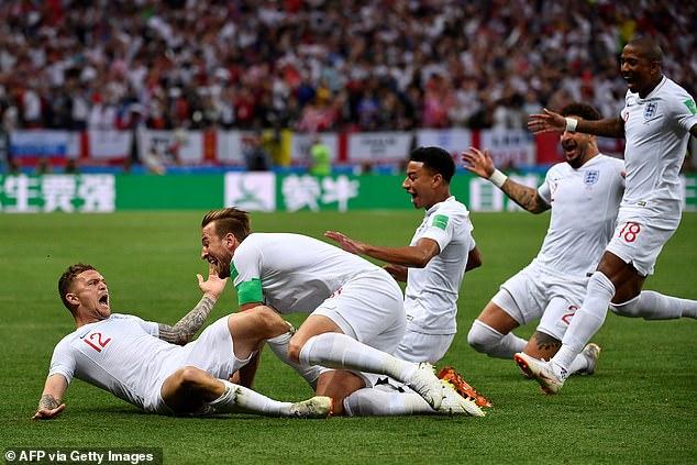 Inglaterra alcanzó las semifinales de la Copa del Mundo de 2018 pero fue eliminada en la semifinal