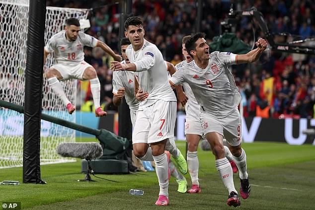 El jueves se anunció la convocatoria española para las eliminatorias mundialistas de septiembre