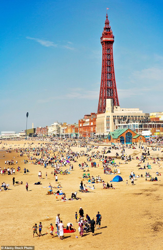 At this time of year, the illuminations are Blackpool's salvation. Tourists crowd the promenade to buy fish and chips as they watch a gaudy six-mile-long seafront light show that attracts millions to the once proud Lancashire seaside resort. Blackpool needs every penny it can reap