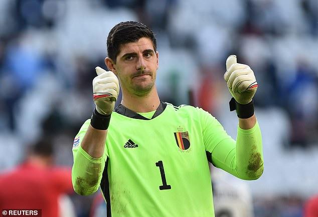 Thibaut Courtois dice que la eliminatoria por el tercer puesto de la Nations League de Bélgica fue solo un 'juego de dinero'