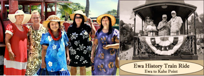 Ewa History Train Ride 2013 2