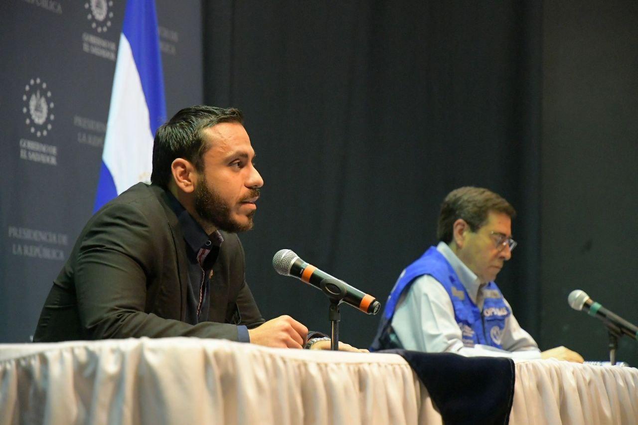 Gobierno anuncia CUATRO nuevos casos de COVID-19 en El Salvador
