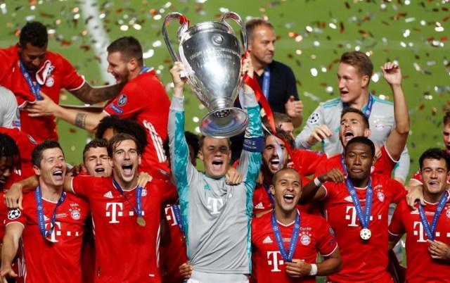 Qué muralla! Neuer le da la sexta Champions League al Bayern de Múnich