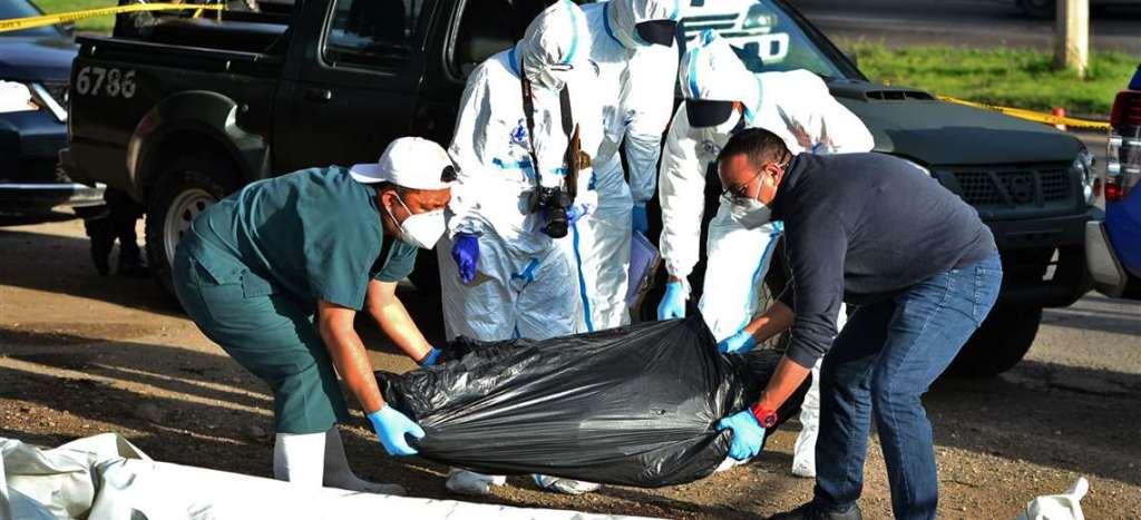 Repunta la violencia en Centroamérica después de breve tregua por covid-19  - La Prensa