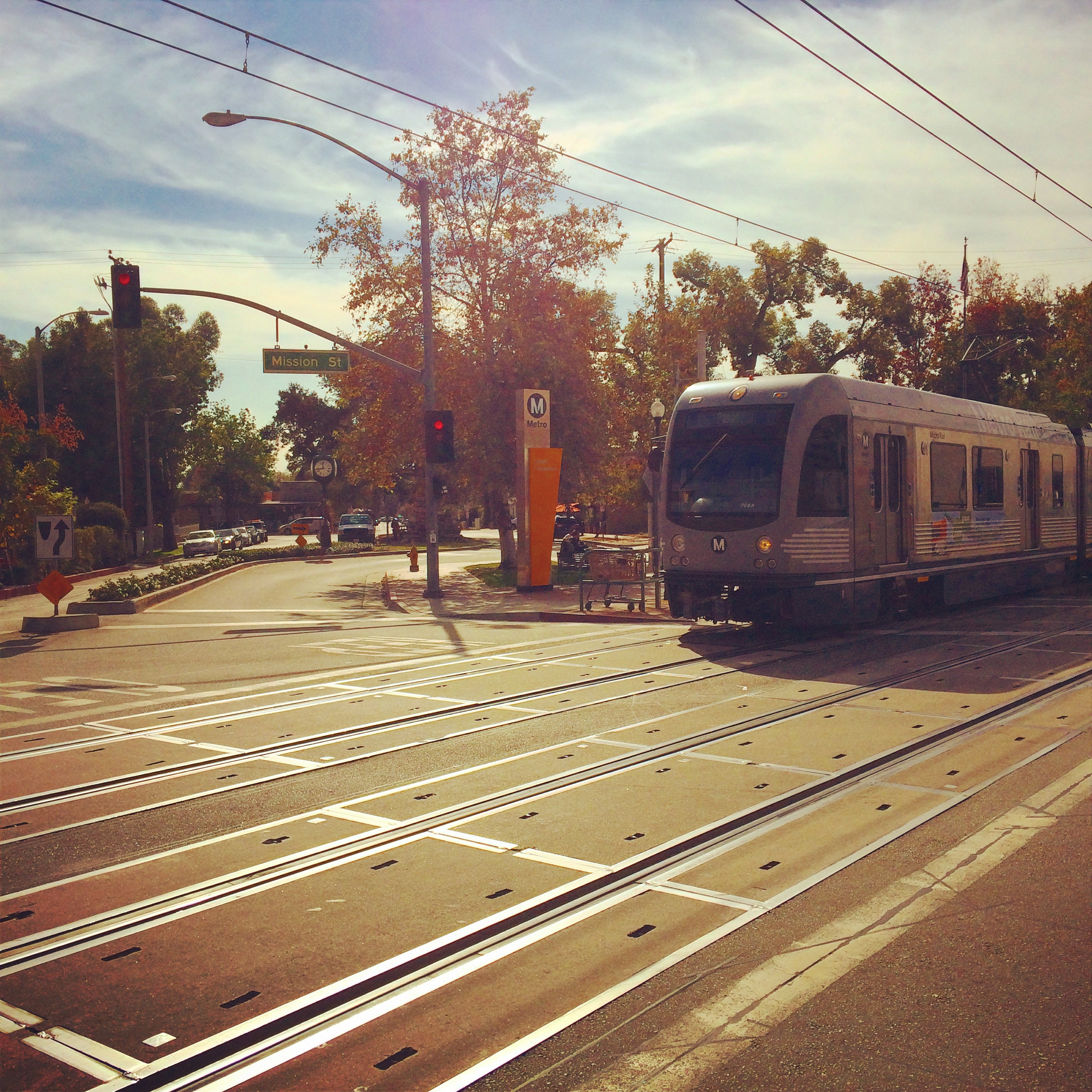 how to use public transport in LA
