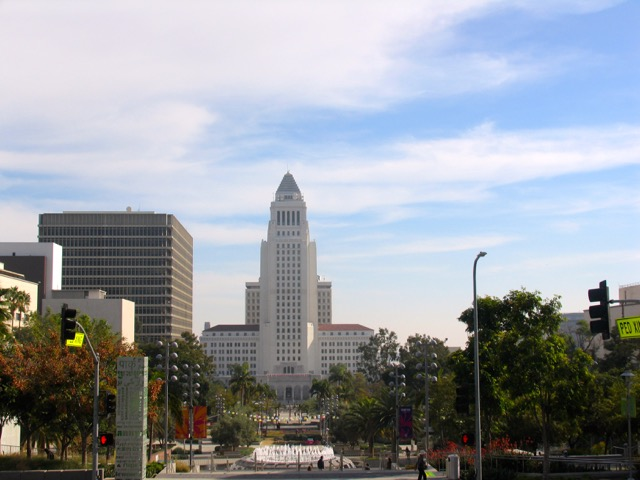 Civic Center and Grand Avenue tour