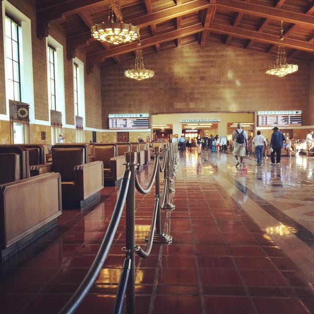 Union Station and Los Angeles Pueblo Tour