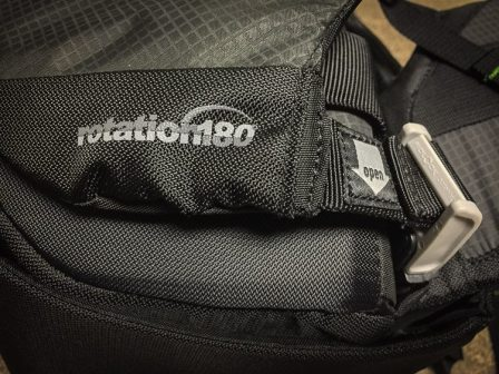 There is a lot of new technology in camera bags these days