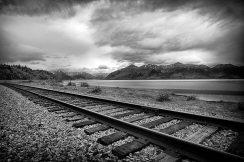 Around the Alaskan Bend