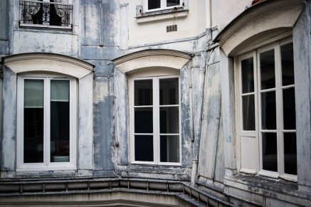 Valerie Jardin - Paris Blue Slate Roof-1
