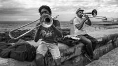 Trombones on the Malecón