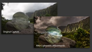 Windward Lens: Before-and-After