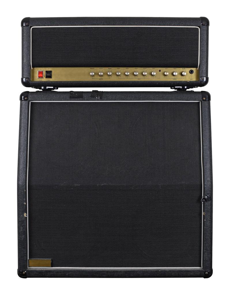Half Stack Amplifier