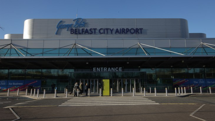 George Best Belfast City Airport   Travel and Transport   Visit ...