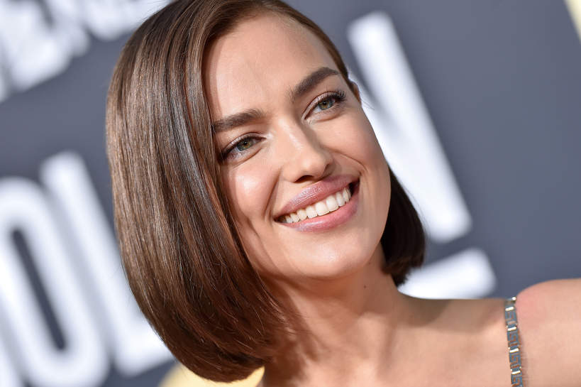 Irina Sheik 2021 smile 2021