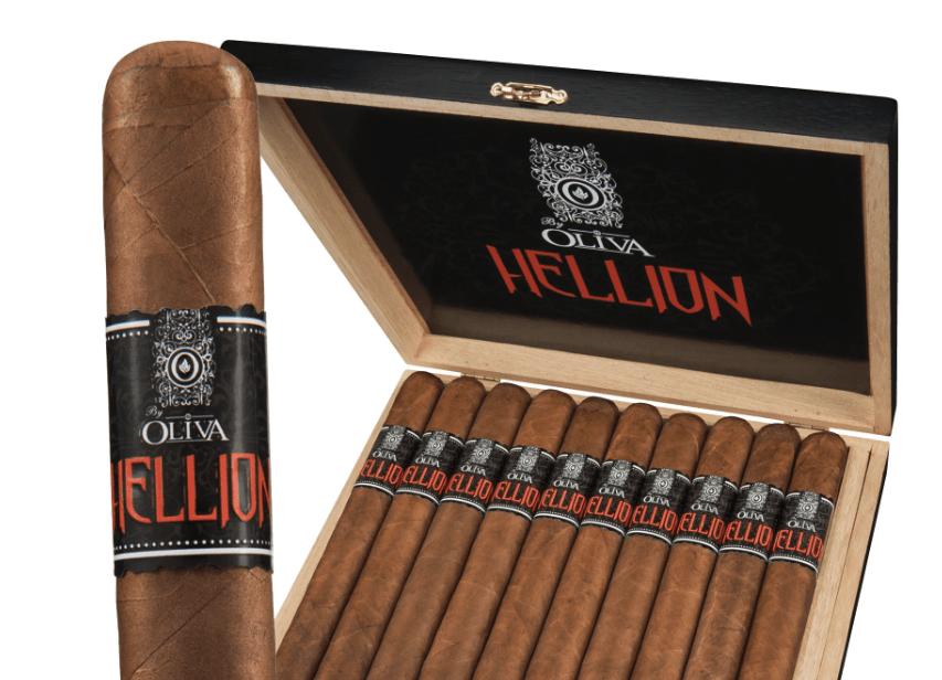 Review: Oliva Hellion Habano