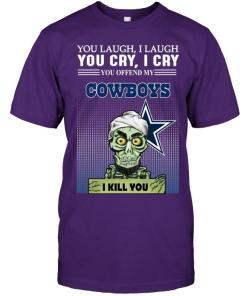 Achmed Offend My Dallas Cowboys I Kill You Shirt
