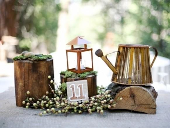 Decor Ideas For Wedding Centerpieces On Budget
