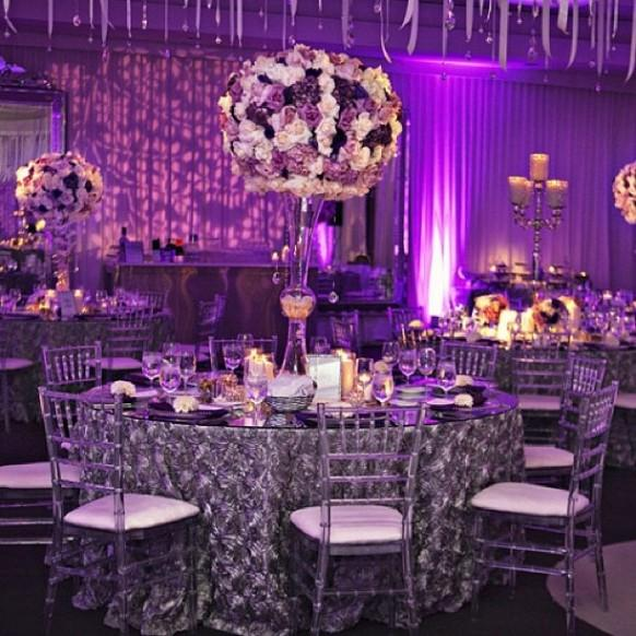 Eggplant Wedding Colors