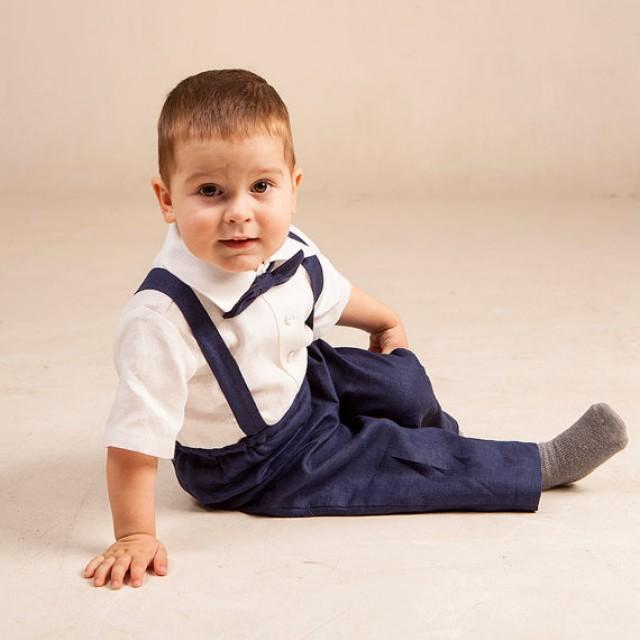 5f26d34d808 Baby Boy Wedding Attire. kid s formal suits guest party wear outfits ...