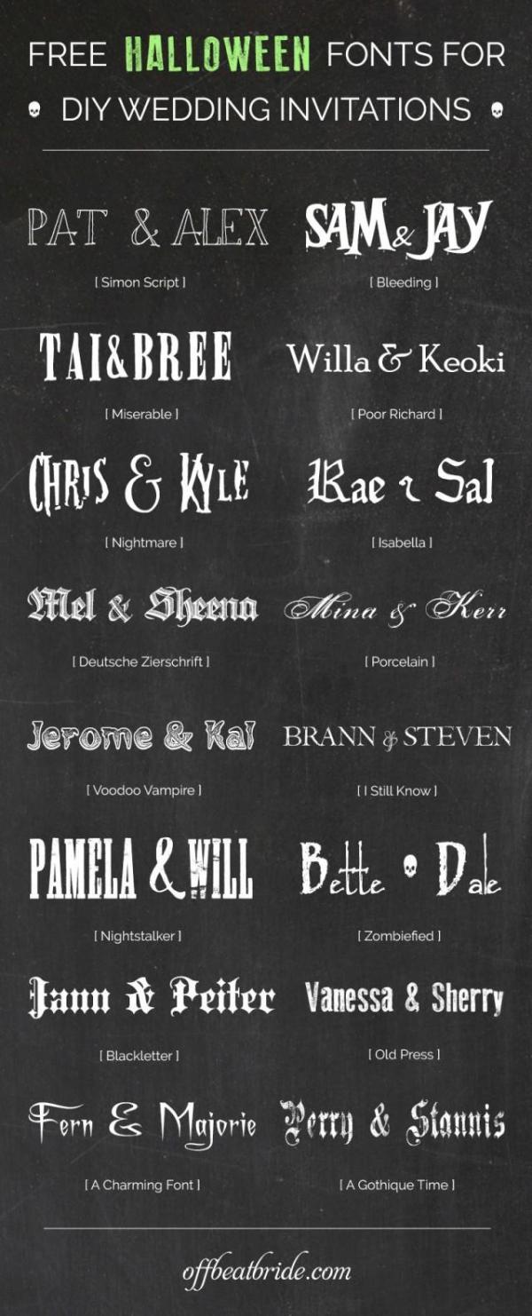 free halloween fonts # 41