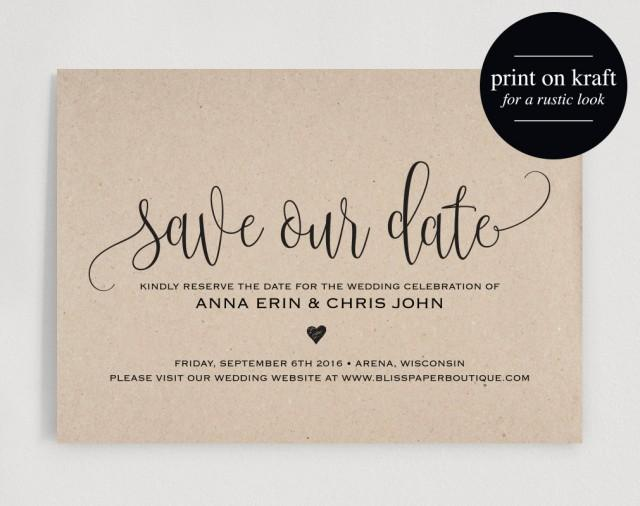 Save Date Cards Vow Renewal