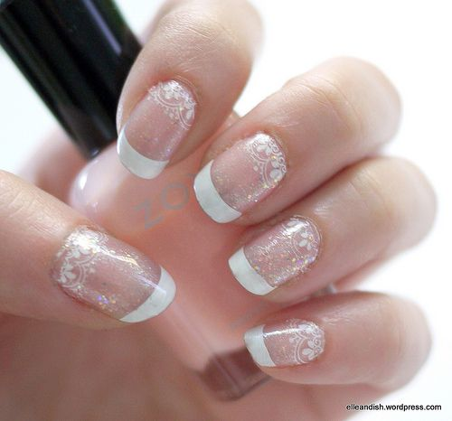 Manicures And Pedicures Brides Bridal Look 2081420