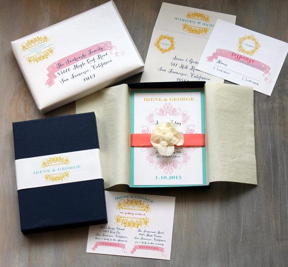 1pcs Sample Laser Cut Wedding Invitations Card Creative Elegant Vintage Groom And Bride Black White Formal