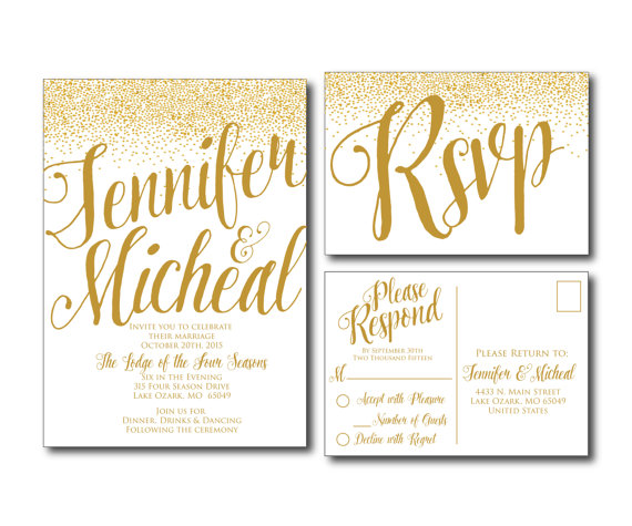 Wedding Invitations With Rsvp To Create Your Own Remarkable Invitation 111120167