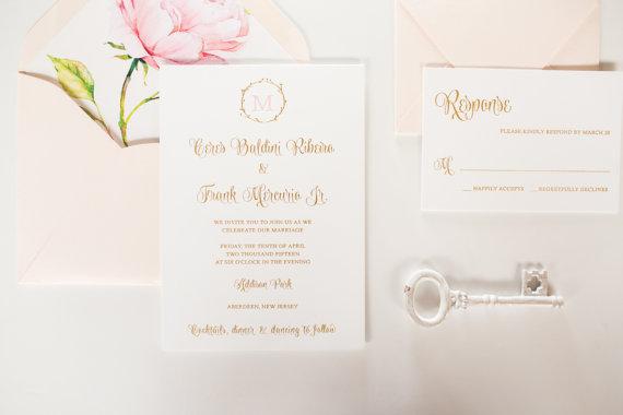 Carciofi Design Luxury Wedding Invitations Custom Couture Los Angeles New York Designed