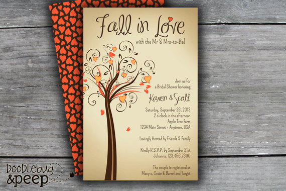 Falling Love Wedding Theme