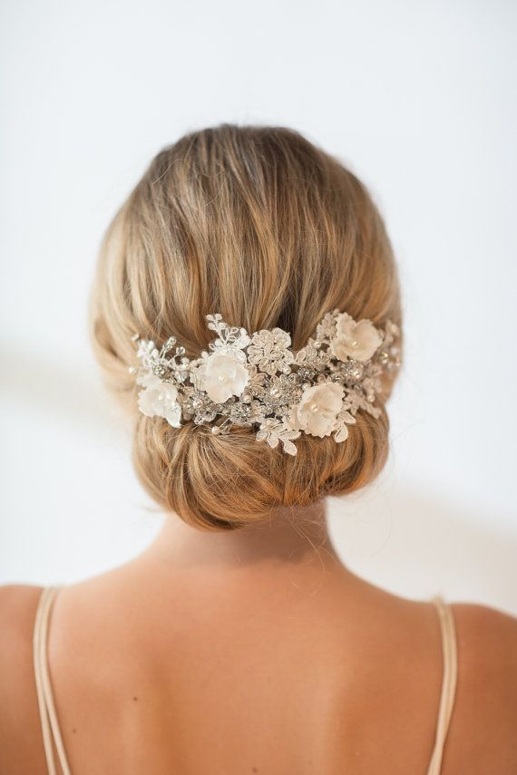 chic vintage bridal hair accessories headpieces