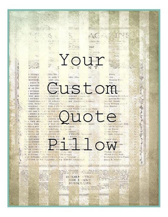custom quote pillow handmade wedding gift bridesmaid gift love quote pillow cottage chic decoration unique minimalist neutral home decor 2319169 weddbook