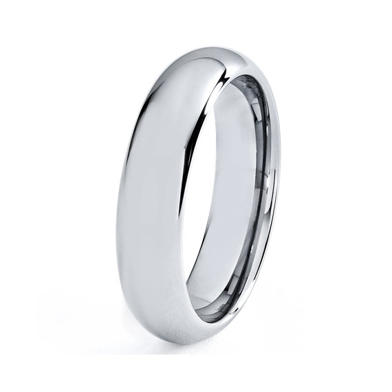Wedding Rings With Engraved Mens Wedding Rings Titanium Bands