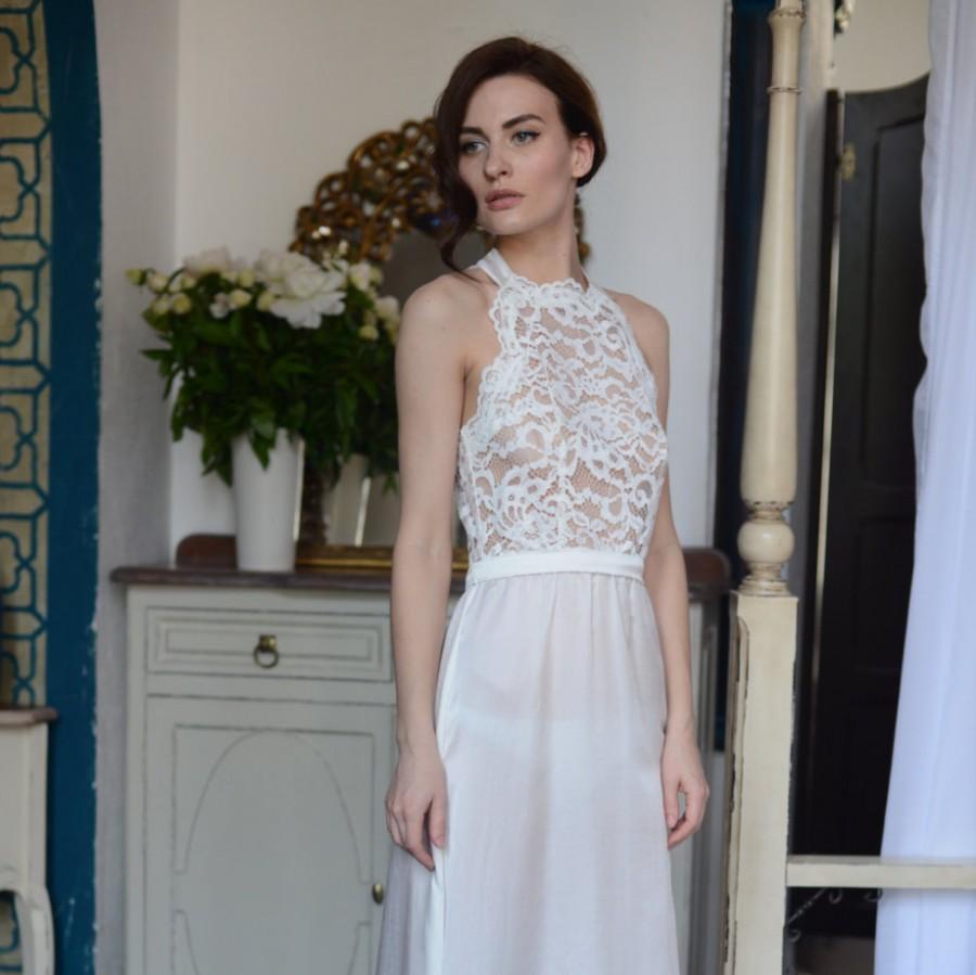 7de75dbdf Wedding Nightgown. on wedding nightgown online shopping buy low ...