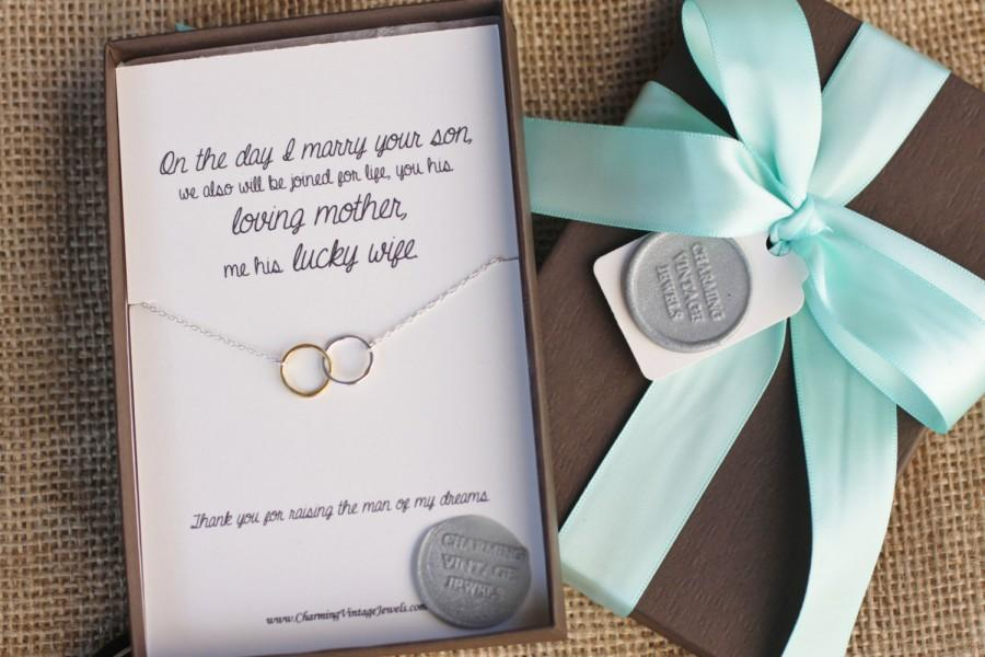 Future Mother-in-Law, Gift Boxed Pendant, Mother Of The
