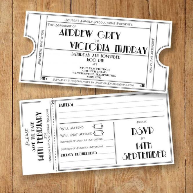 Invitation Wording Wedding By Bride And Groom Rsvp