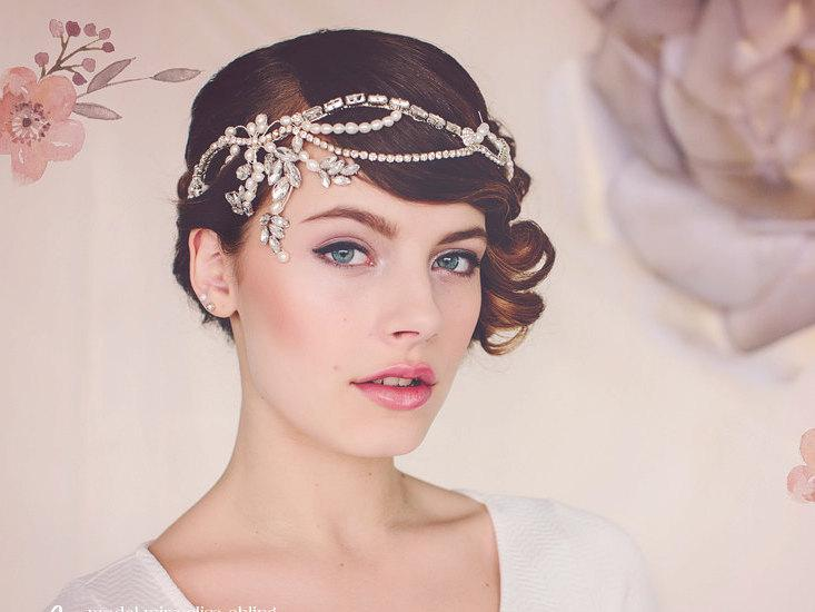 Image result for bridal headpiece