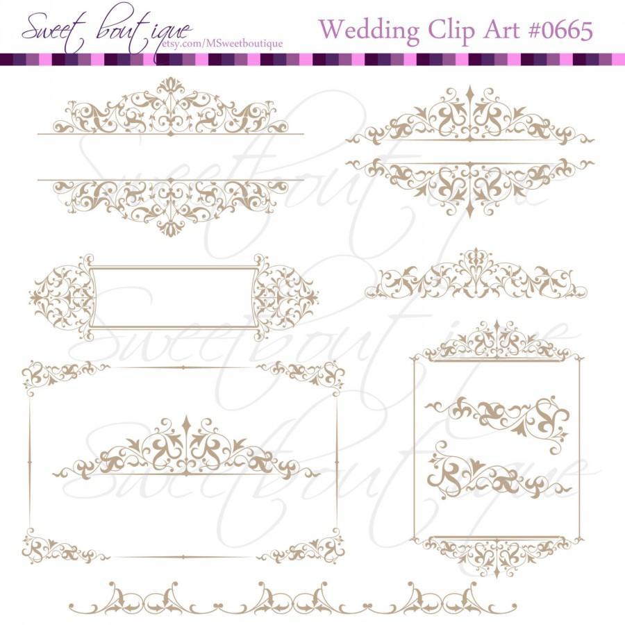 wedding invitation vintage calligraphy clip art clipart digital diy designs clipart text dividers digital frame digital cliparts 0665 2445362 weddbook