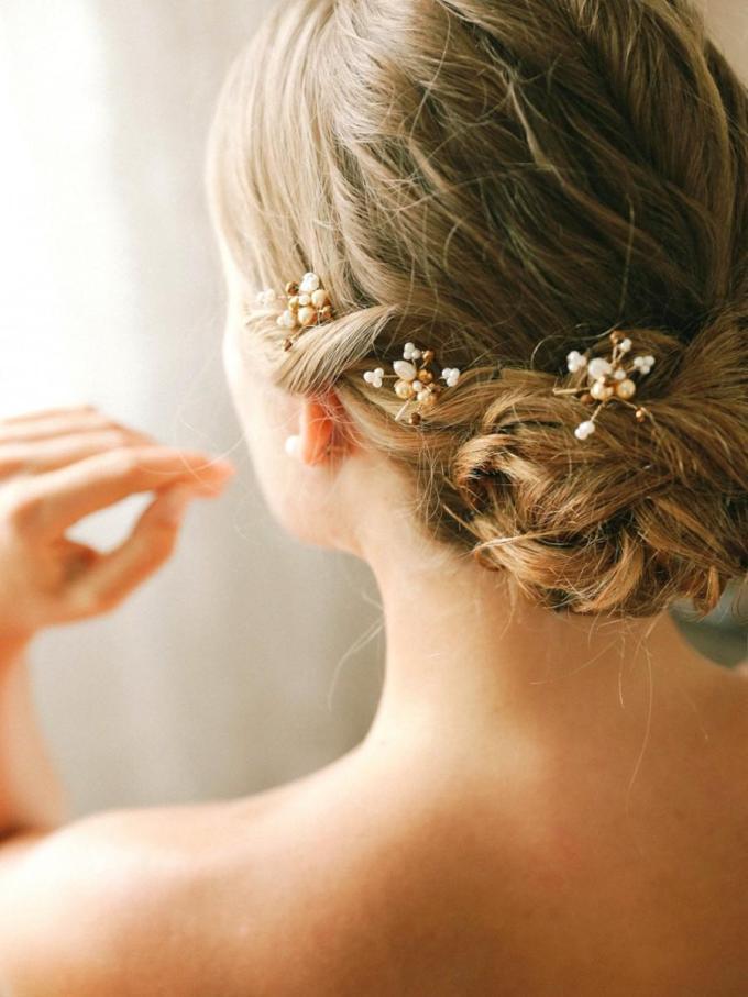 bridal pearl bobby pins, wedding hairpins, bridal bobby pins