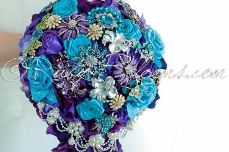 turquoise and purple wedding theme » 4K Pictures   4K Pictures [Full ...