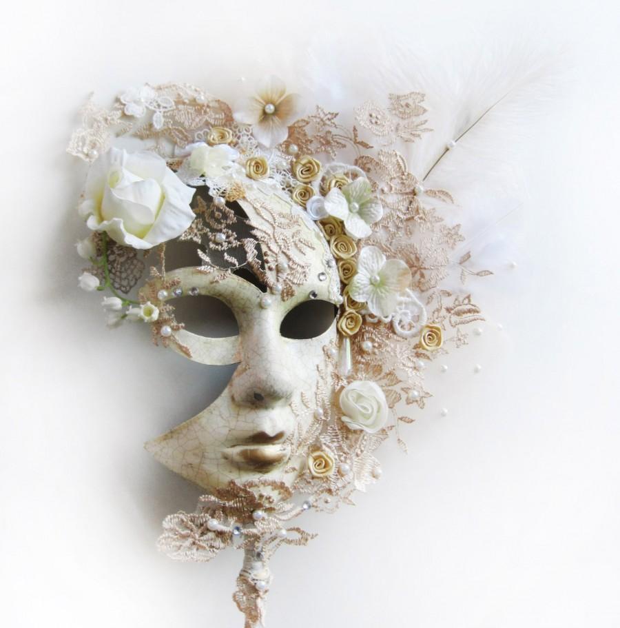 Rococo Bridal Headpiece Haute Couture Wedding Accessories