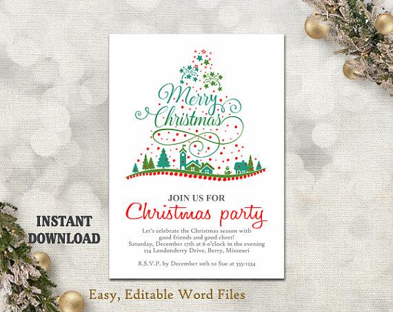 Printable Invites Diy