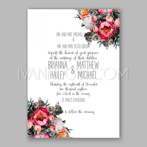 wreath template printable # 73