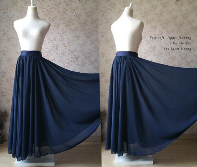 Full Maxi Skirt Silky Chiffon Maxi Skirt Womens Maxi Skirt Beach Wedding Bridesmaid Skirt Wedding Long Skirt Plus Size Xxxl T