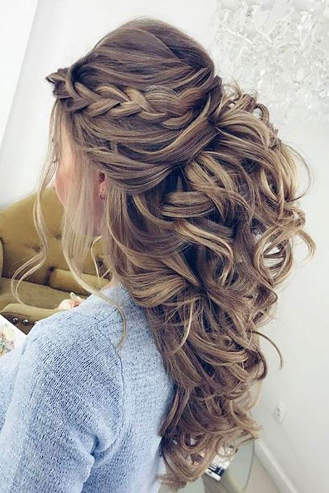 24 chic and easy wedding guest hairstyles