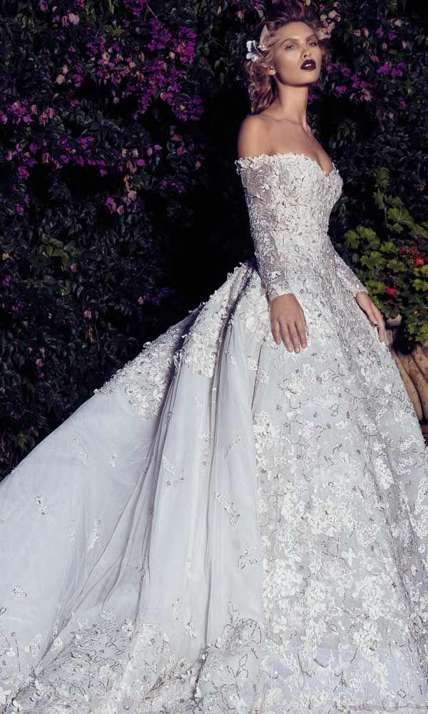 Christmas Wedding Gowns