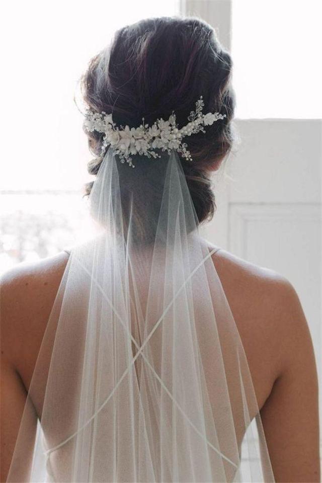 haar - wedding hair and headpieces #2799618 - weddbook