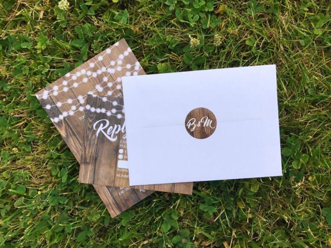 Envelope Seals Stickers Labels